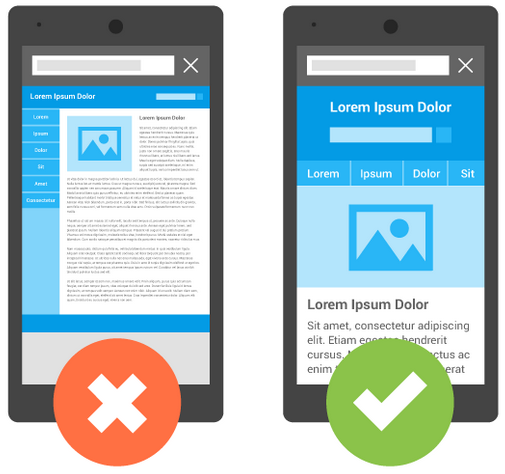 Google Indexes Mobile Friendly Sites First