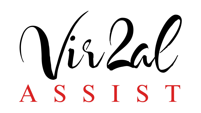 Vir2al Assist Logo